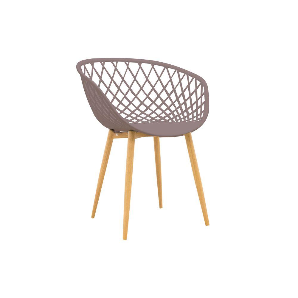 Cadeira Clarice Polipropileno Rivatti
