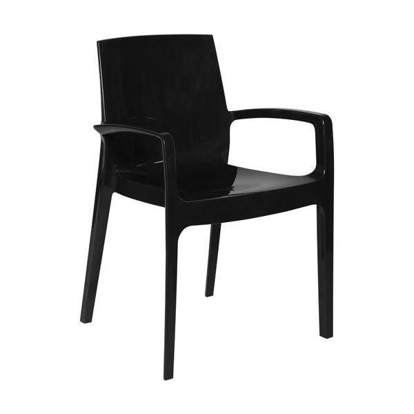 Cadeira Cream Polipropileno Higlopp Or Design
