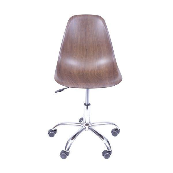 Cadeira DKR Polipropileno Base Rodízio Or Design