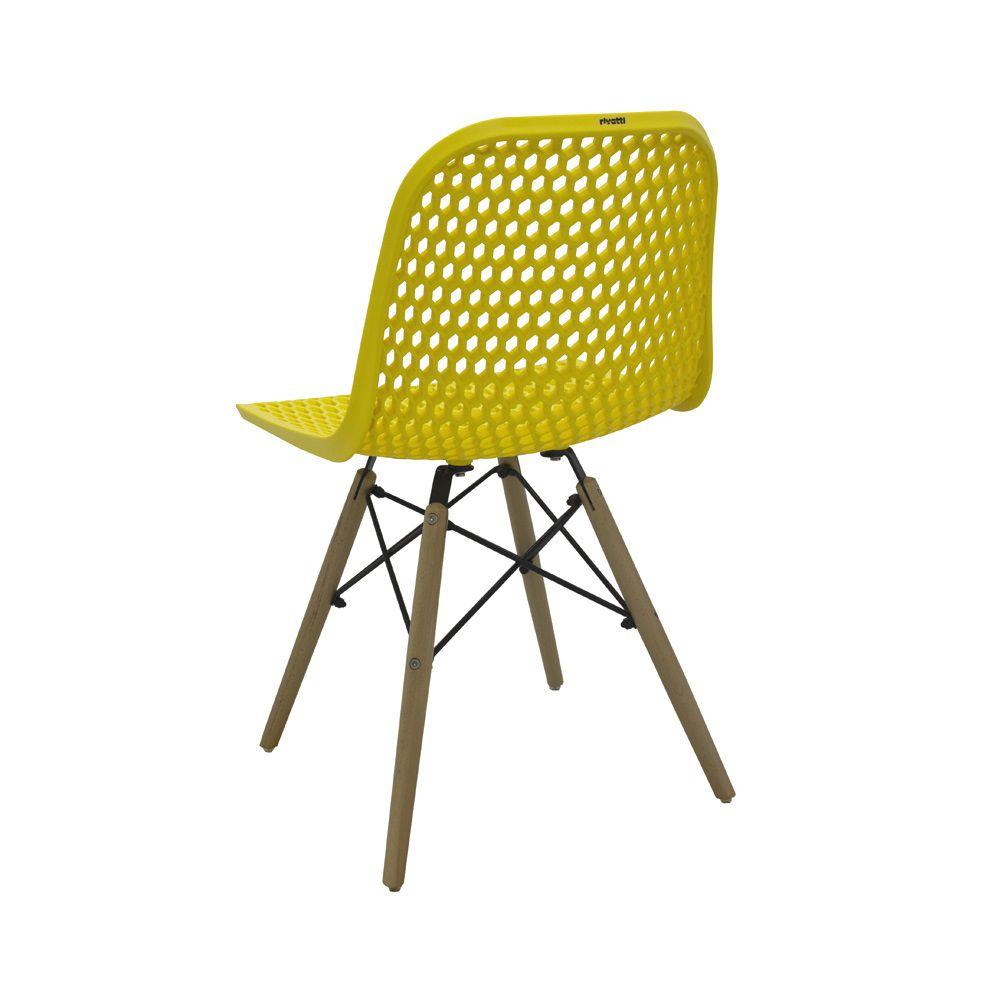 Cadeira Eloísa Polipropileno Rivatti