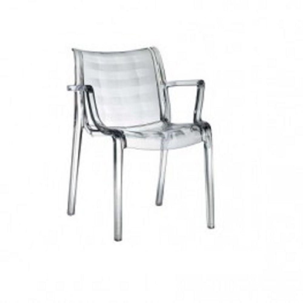 Cadeira Extraordinária OR Design- Transparente