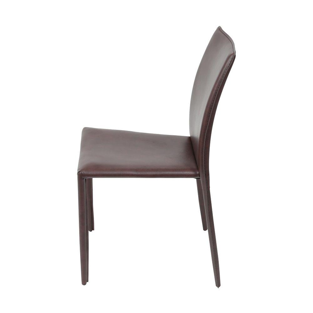 Cadeira Glam Couro Ecológico Or Design