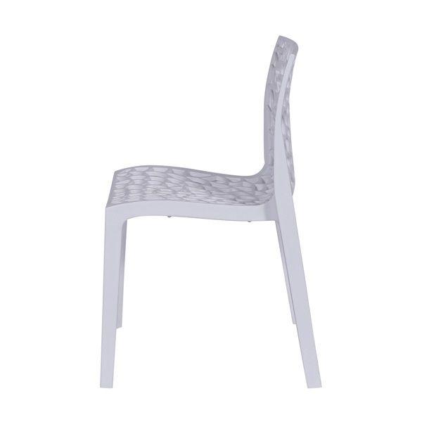 Cadeira Gruvyer Polipropileno Linha Italiana Or Design