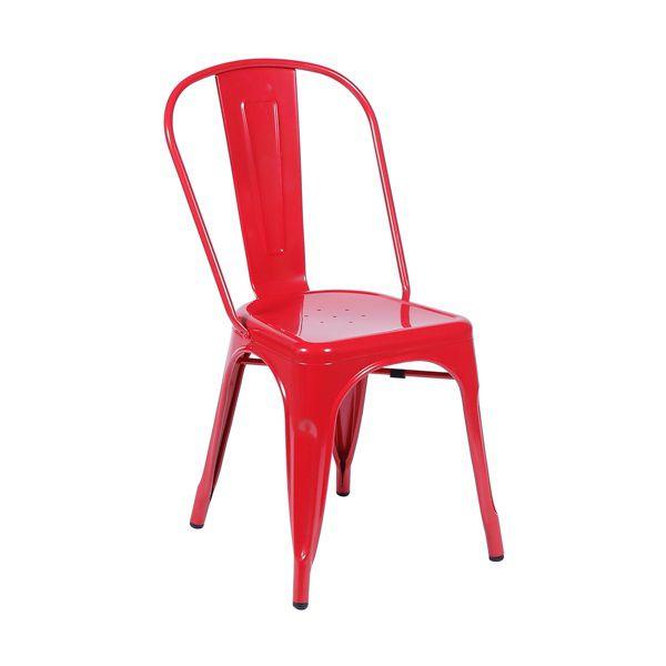 Cadeira Titan Aço Or Design