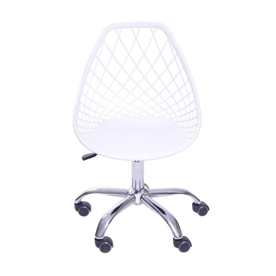 Cadeira Kaila Base Rodízio Or Design