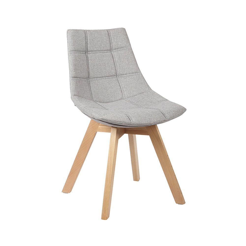 Cadeira Leila Tecido Poliéster Rivatti