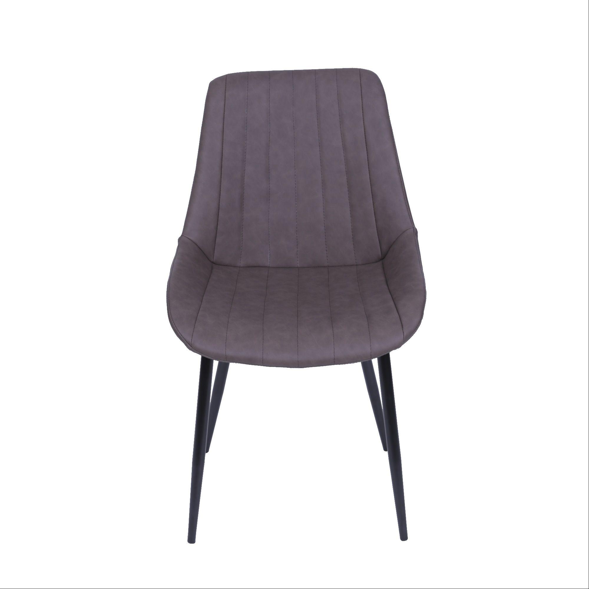 Cadeira Volga Base Metal sem Braço Or Design