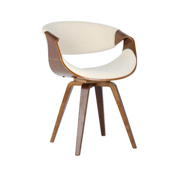 Cadeira Nicole Linho ou Poliuretano Rivatti