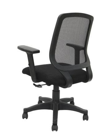 Cadeira Office Ávila Com Braços Ajustáveis Rivatti