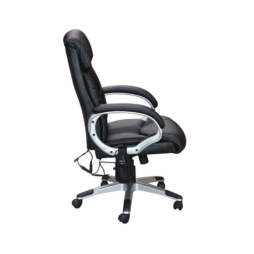 Cadeira Office Cartagena Com Massagem Rivatti