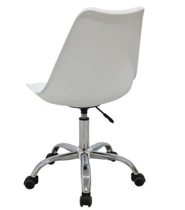 Cadeira Office Luísa Cromada Rodízio Rivatti