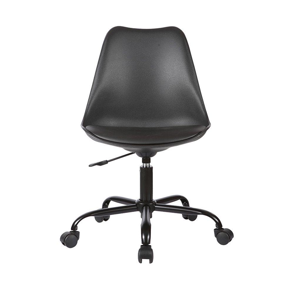 Cadeira Office Luísa Rodízio Base Pintada Rivatti