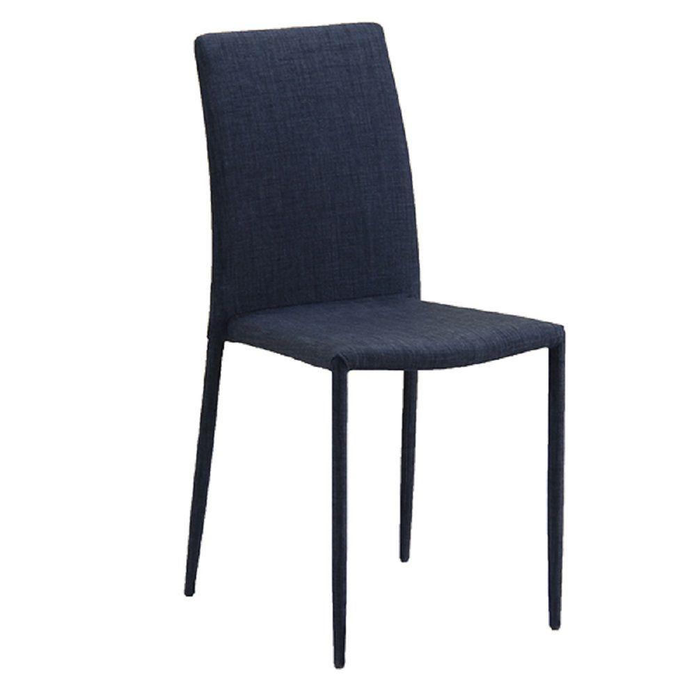Cadeira Glam Tecido Linho Or Design