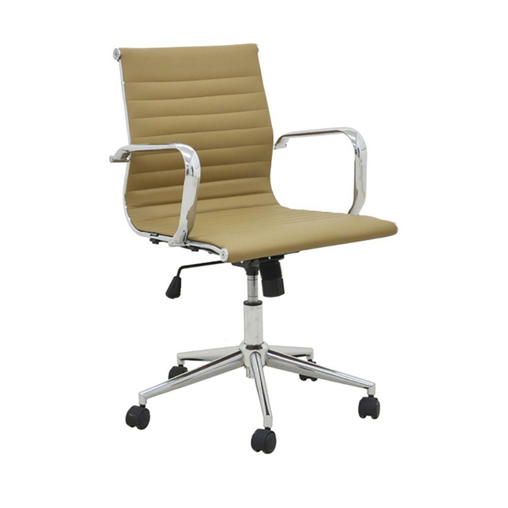 Cadeira Office Sevilha Baixa PU Rivatti