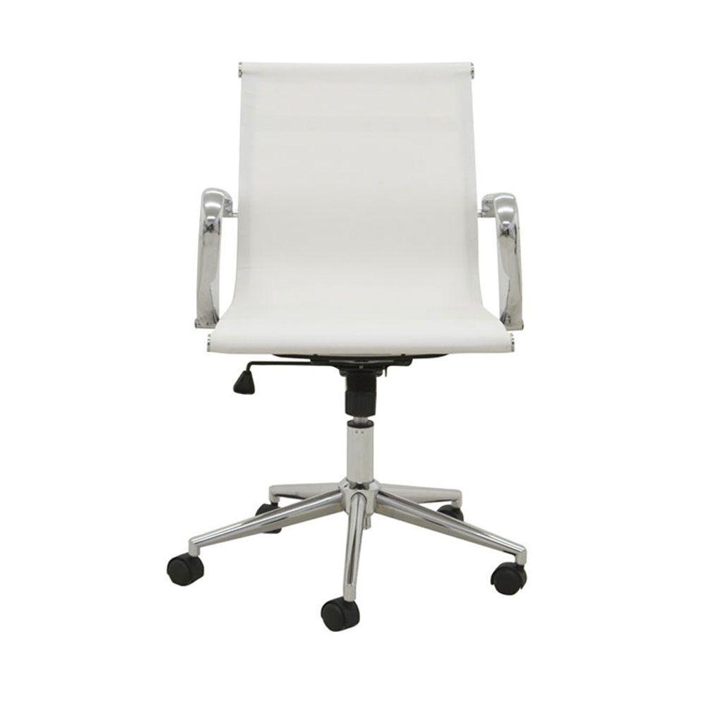 Cadeira Office Sevilha Baixa Tela Rivatti