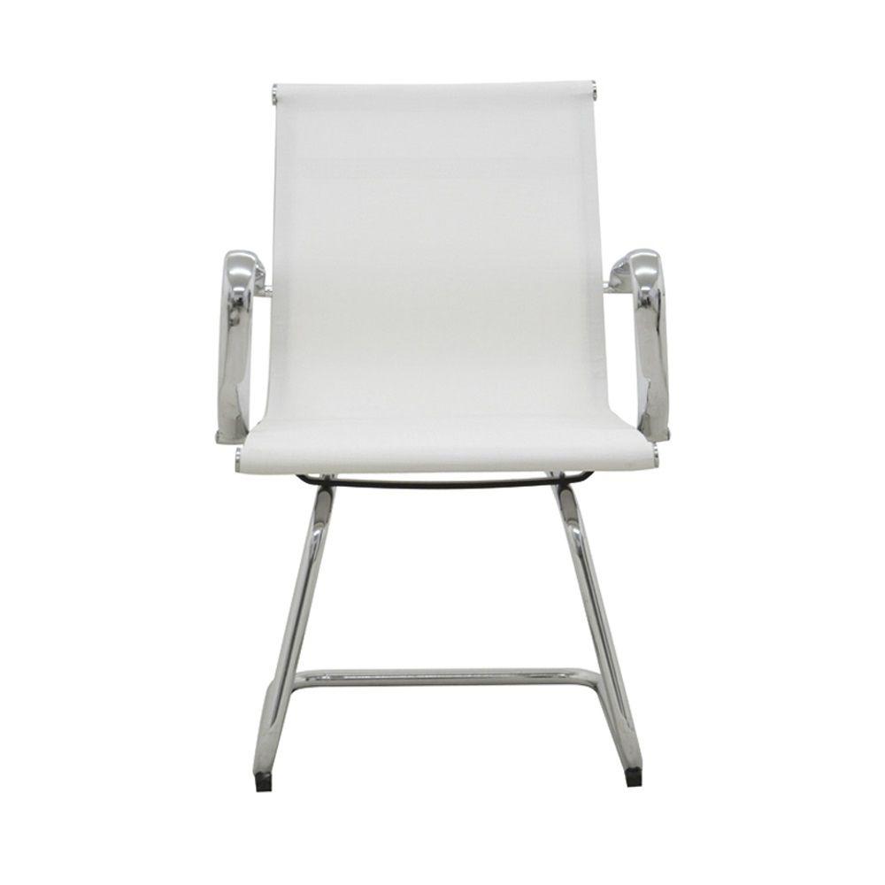 Cadeira Office Sevilha tela Baixa Fixa Rivatti