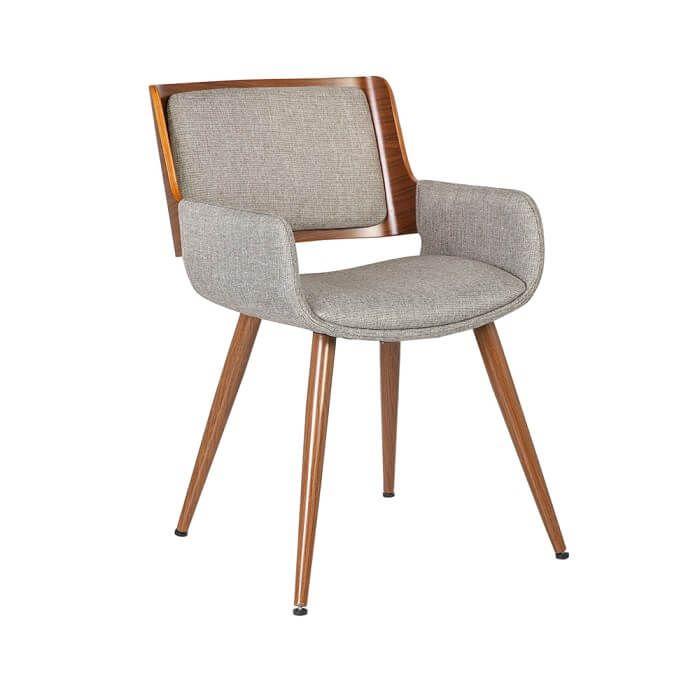 Cadeira Sônia Linho ou Poliuretano Rivatti