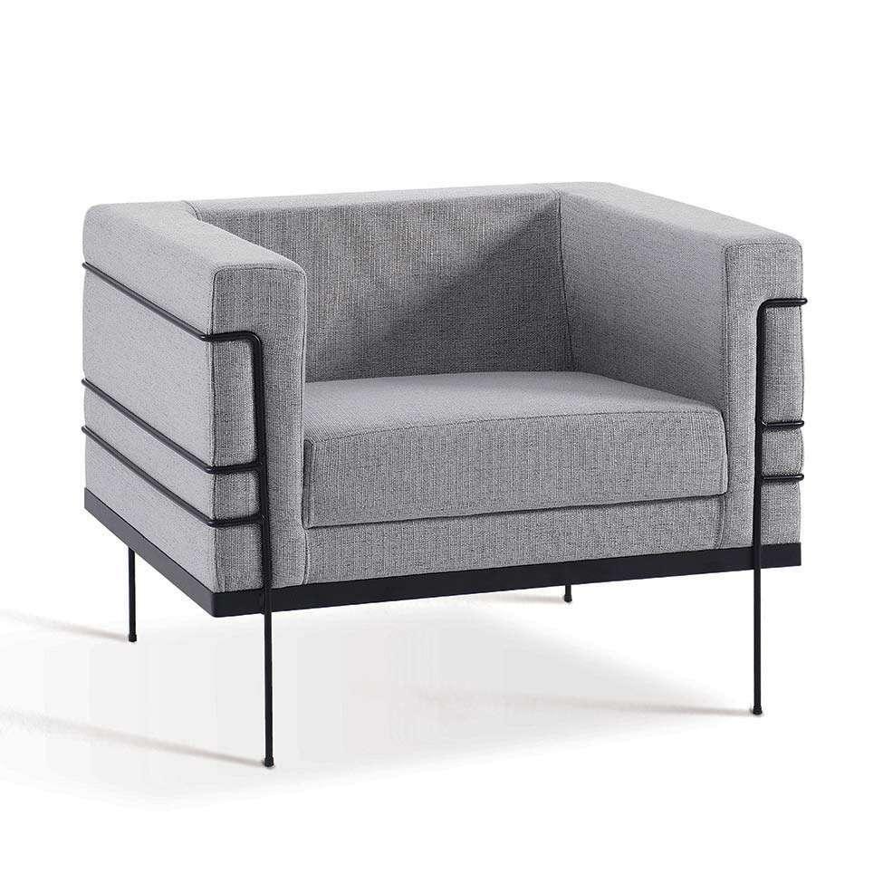 Poltrona Le Corbusier  Daf