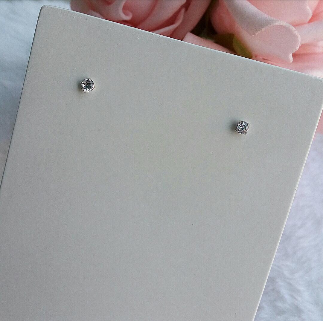 Brinco Ponto De Luz Com Micro Zircônia