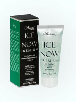 GEL BEIJÁVEL TÉRMICO ICE NOW PREMIUM MARRAKESH MENTA 35ML