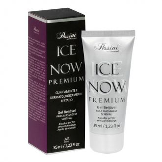 GEL BEIJÁVEL TÉRMICO ICE NOW PREMIUM UVA 35ML