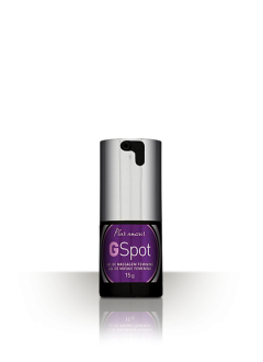 GEL EXCITANTE FEMININO G-SPOT PLUS AMOUR 15G