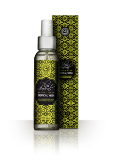 ÓLEO DE MASSAGEM COM CAVIAR TROPICAL WISH 120ML