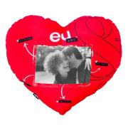 Almofada Shape com Foto - Eu & Você Definição de Amor