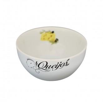 Bowl Pequeno de Cerâmica Queijos