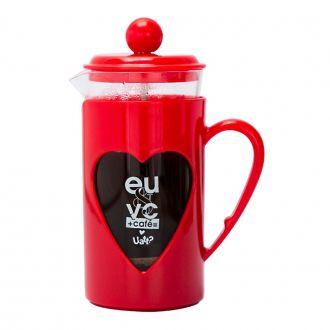 Bule Prensa de Café - Eu & você Definição de Amor