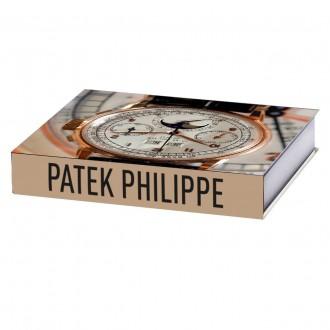 Caixa Livro Decorativa Patek Phillippe
