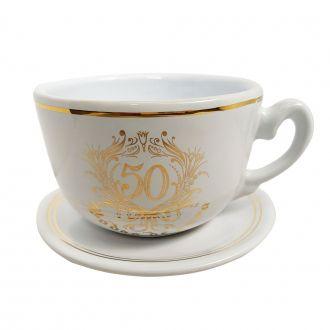 Consume Avulso em Cerâmica - Bodas de Ouro