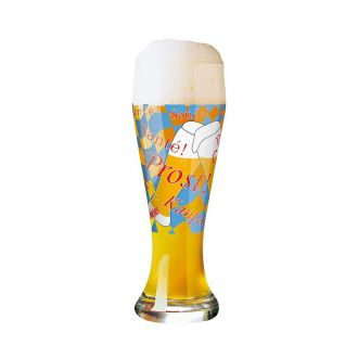 Copo de Cerveja 500ml Wheatbeer Glass Buro Fur Form 2011