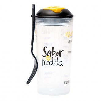 Copo Salada Sabor na Medida 600ml