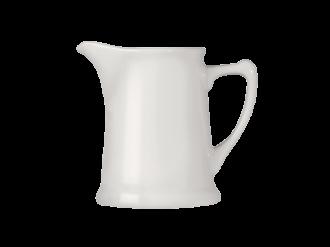 Leiteira de Porcelana Branca 450ml Germer Porcelanas