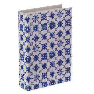 Livro Caixa Decorativo Estampado - Grande