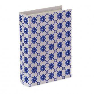 Livro Caixa Decorativo Estampado - Médio