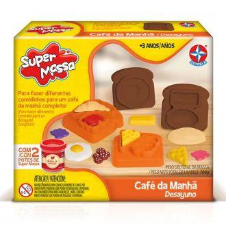 Massinha Super Massa Café da Manhã