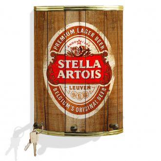 Porta Chave Barril Stella
