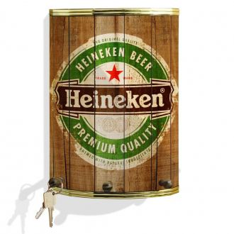 Porta Chaves Barril Heineken