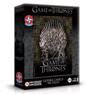 Quebra-Cabeças Game of Thrones 500 peças