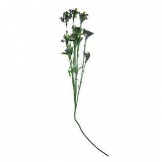 Ramo de Flor Artificial Broto Lilás