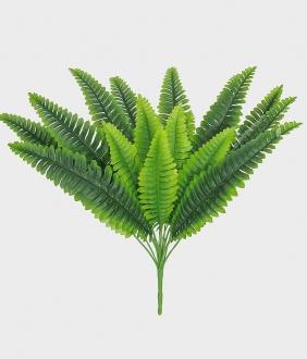Samambaia Artificial Verde X18