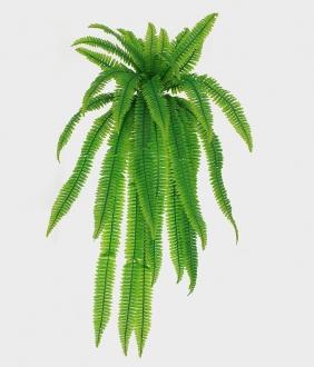 Samambaia Artificial Verde X30