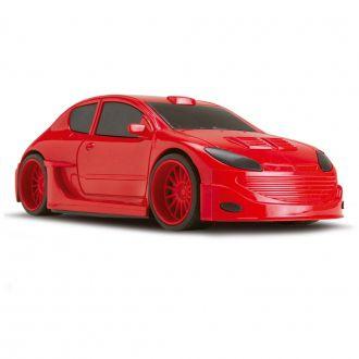 Speedy Car com Fricção Vermelho