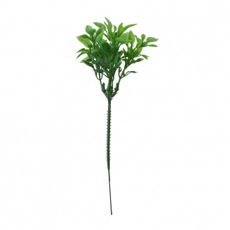 Suculenta Artificial Pick Grass PLT Verde 21cm