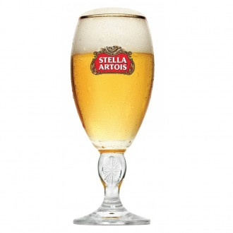 Taça para Chopp Stella Artois 250ml
