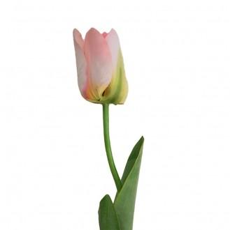 Tulipa Artificial Aquaflore Rosa 69cm