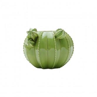 Vaso de Cerâmica Cacto 14cm