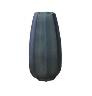 Vaso Decorativo em Vidro Verde 27cm 13D Vol.5